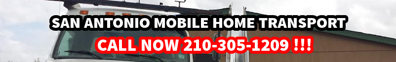 Home Banner San Antonio Mobile Home Ttransport