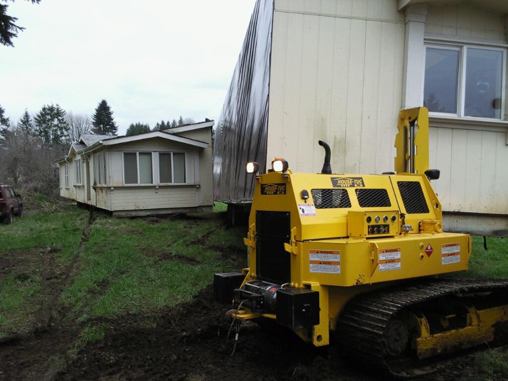 33 Translift That Crawls Under Mobile Home Uship